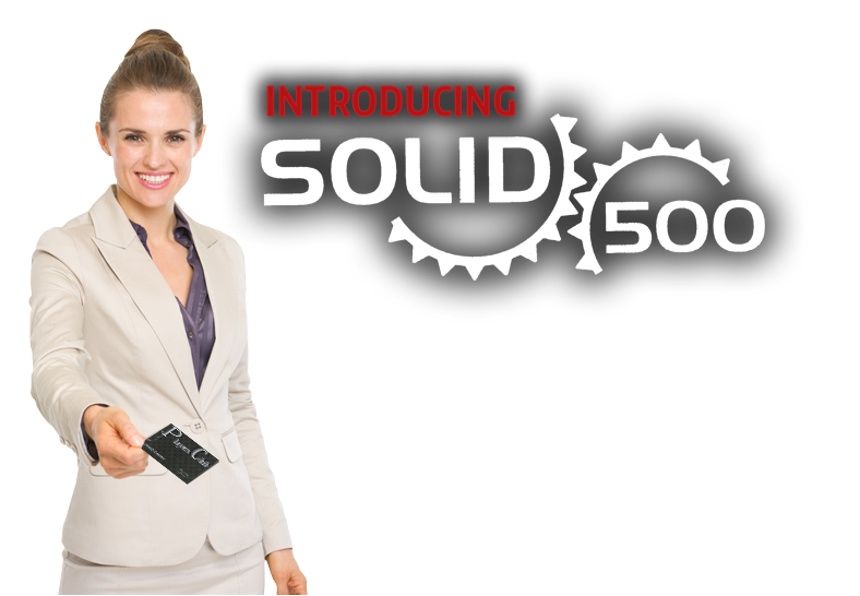 Introducing Solid 500